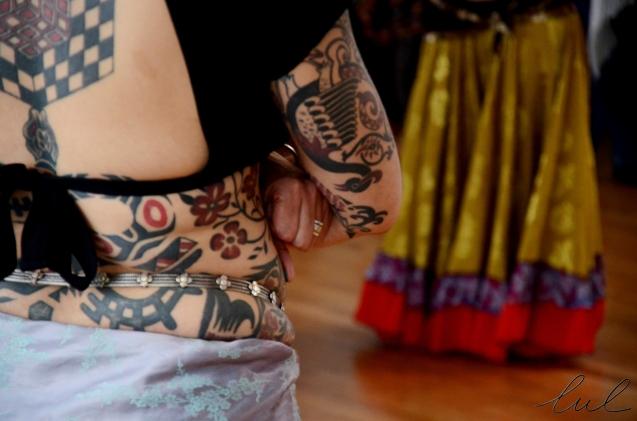 anita's tatoos